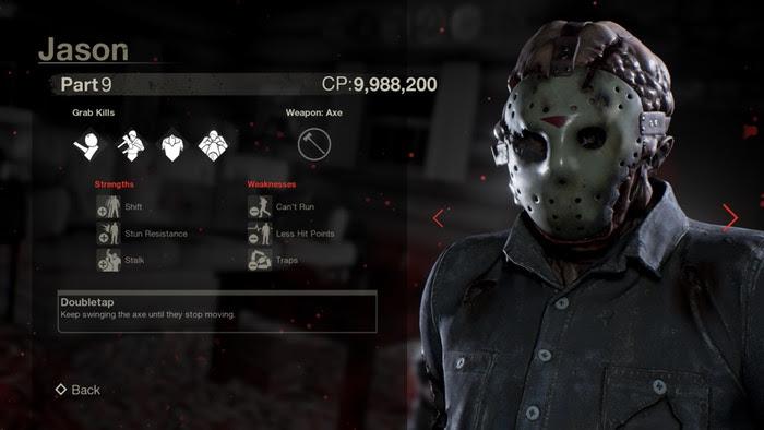 A very sneaky Jason...