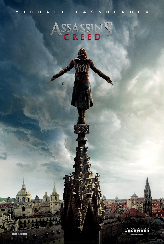 Assassin's Creed film plakat