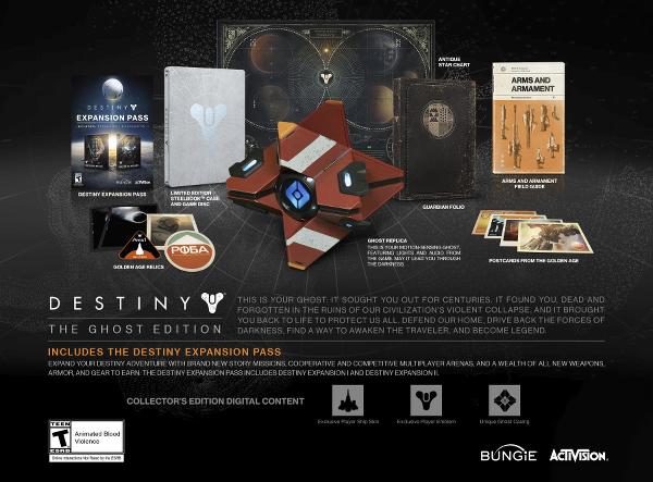 Destiny Ghost Edition_info sheet