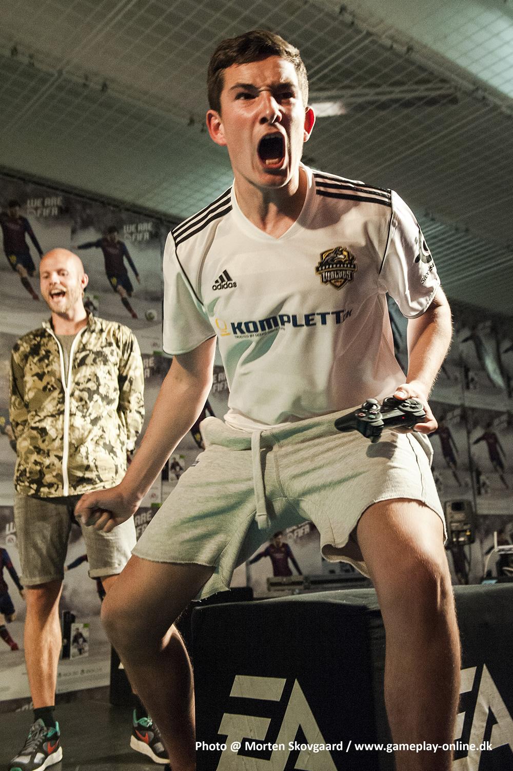 FIFA DM2013 August Rosenmeier