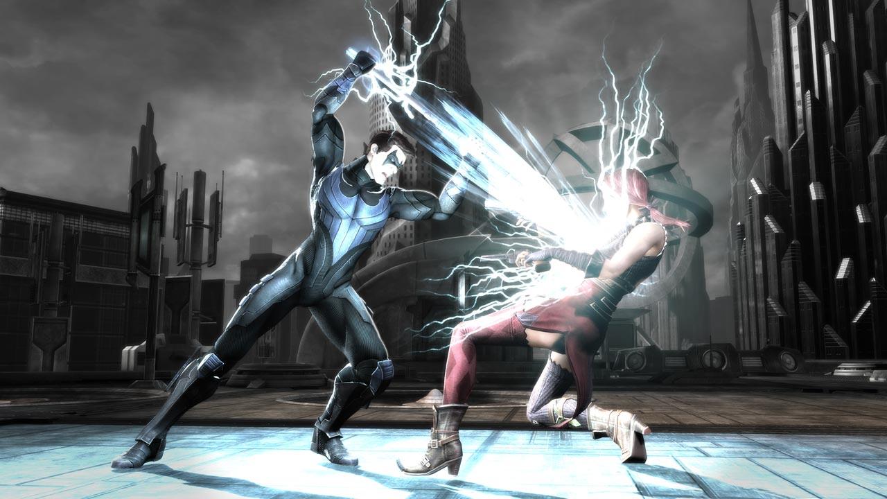 Harley_Nightwing_Metropolis_0