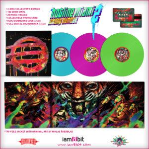Hotline Miami 2 - Vinyl Collect Edition