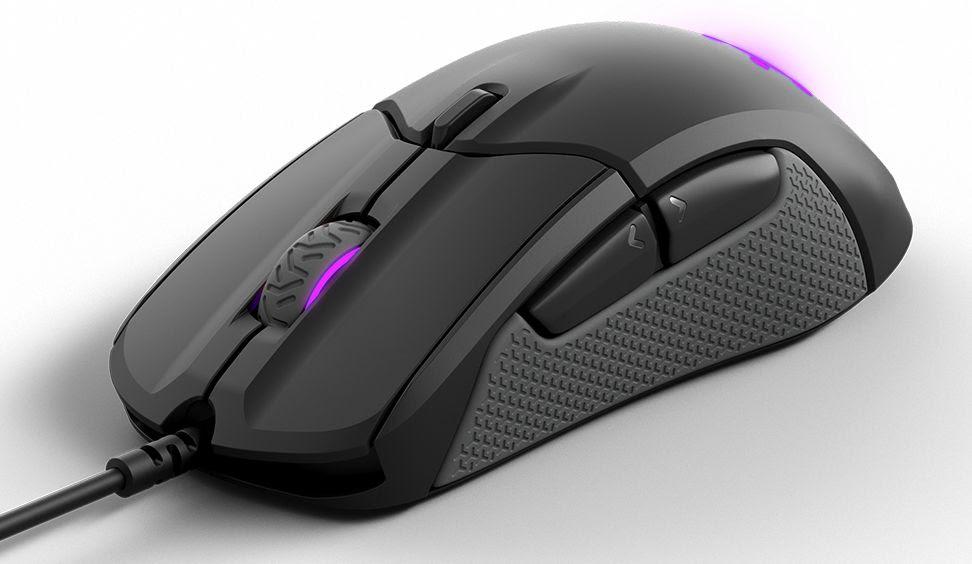 302cdbc4138 Begge mus er udstyret med en blød gummiledning med nedsat friktion og har  indbygget hukommelse, så brugerens indstillinger er de samme, uanset  hvilken ...