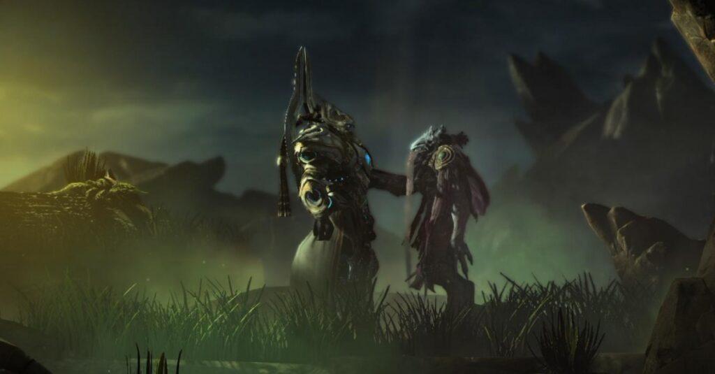 StarCraft 2 Whispers af Oblivion
