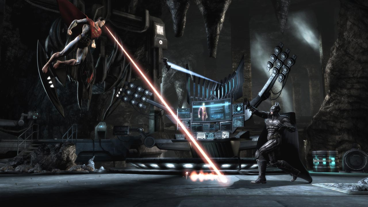 Superman_Batman_Batcave_0