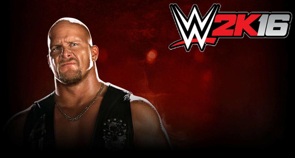 WWE-2K16