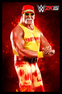 WWE2K15 Hulk Hogan