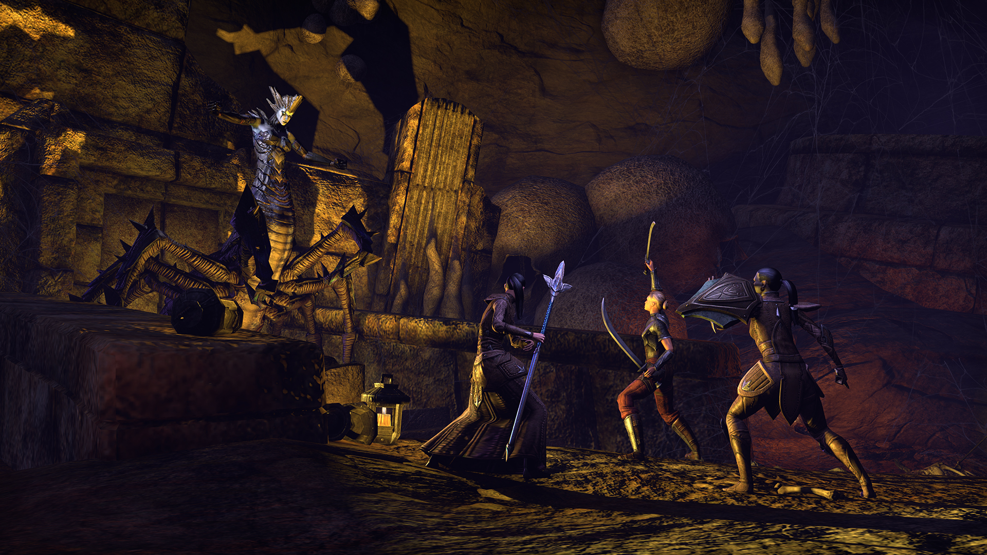 eso dungeon