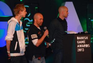 FIFA.DK modtager award