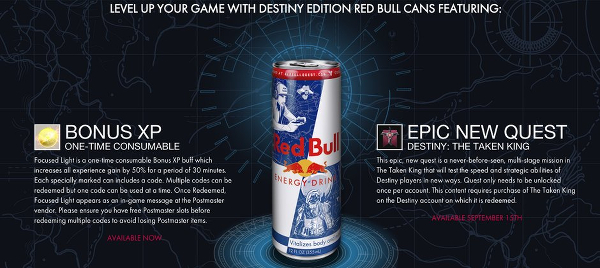 red bull quest