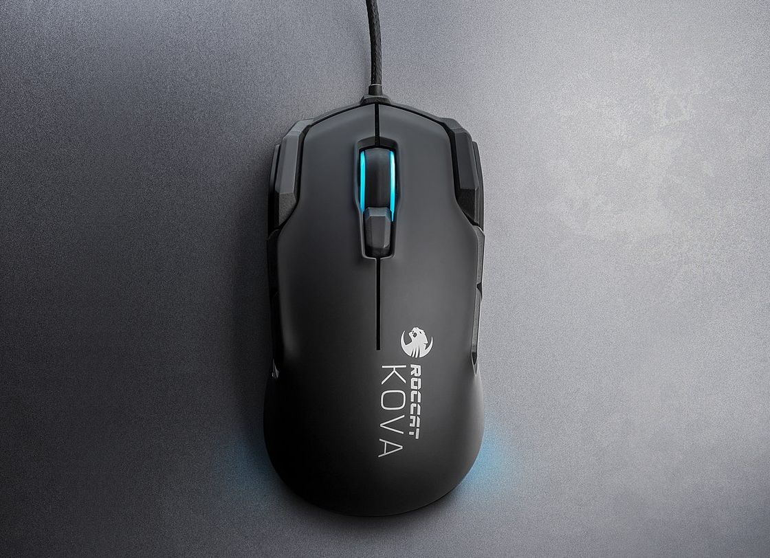 ROCCAT Kova AIMO - Anmeldelse | GamersLounge